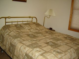 Schroon Lake house photo - Bedroom 2
