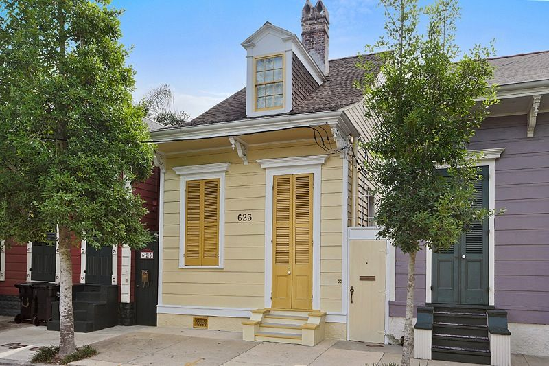 Type Of House Creole Cottage