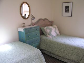 Second Bedroom with two twin beds