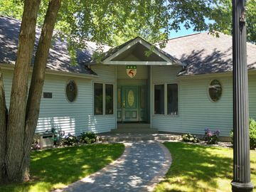 South Haven house rental - Beautiful Front Entry