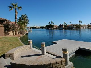 Ahwatukee condo photo - South west end of the lake