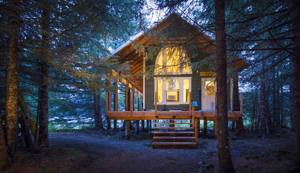 The ketchikan cabin at kenai lake vrbo for Alaska cottage