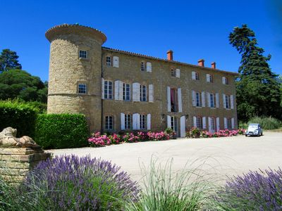 Gites At Chateau de Montoussel - Toulouse - Hopkins Gite