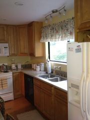 Fernandina Beach townhome photo - kitchen!