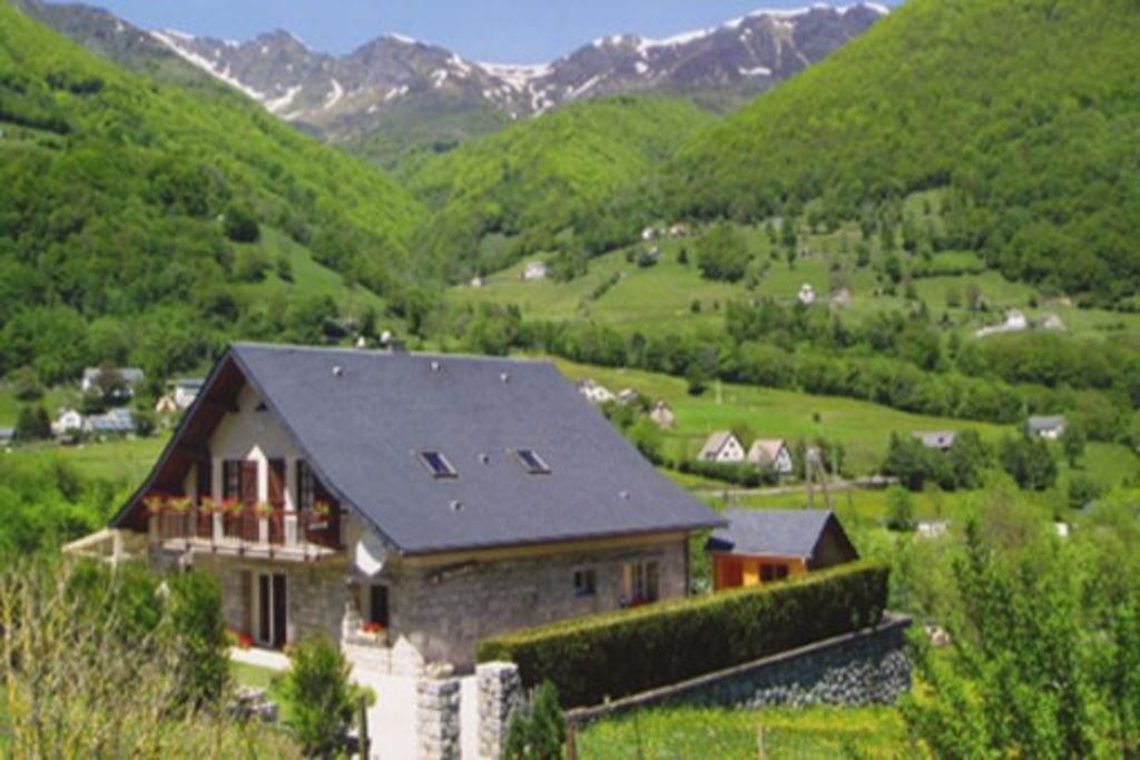 Apartment *** in chalet -WIFI private parking