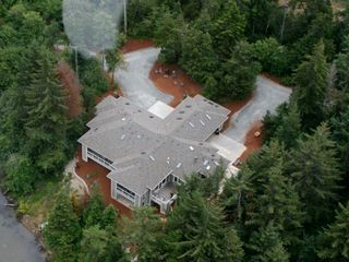 Bandon house photo - Private 5 Acre Forested Retreat