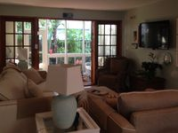 Las Olas Garden Apartment. Tropical Oasis in downtown Fort Lauderdale.