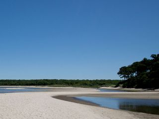 Sag Harbor house photo - private beach
