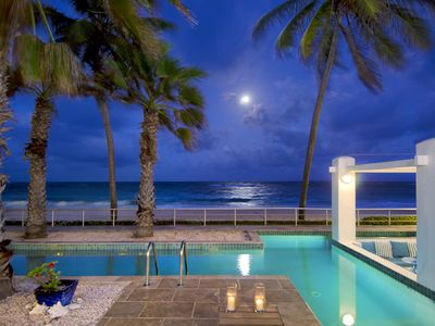 5-Star Premier Oceanfront Villa + Private Pool