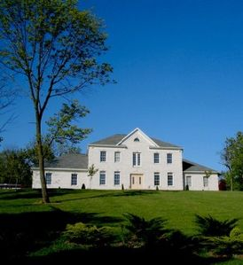 Nauvoo Mansion On The Hill-One Of Nauvoo's Most Beautiful Homes