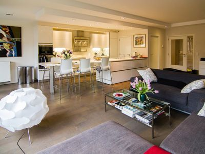 SPATIOUS LUXURIOUS TWO BEDROOMS APARTMENT+BALCONY CHATELAIN