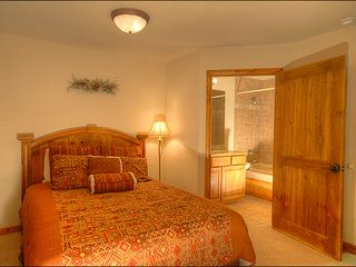 Breckenridge condo photo - Nicely Furnished with a Queen Bed