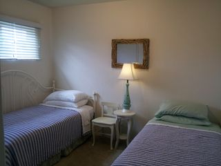 Morro Bay cottage photo - New beds, Closet's in each bedroom.
