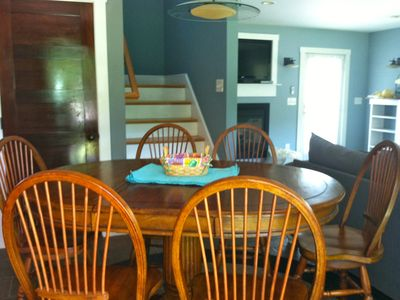 Yarmouth house rental - Dining Area