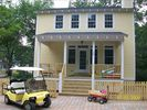 Front of House/Golf Cart/Beach Wagon - Michigan City house vacation rental photo