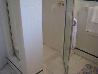 Montserrat villa photo - Guest Bedroom Shower Cubicle