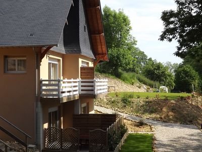 Great holiday home for small and large family 800m Honfleur