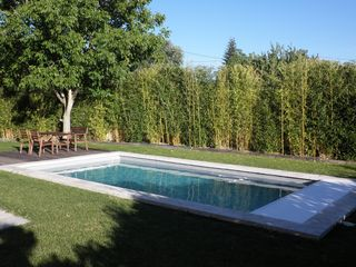 Aix-En-Provence villa photo - Pool with safety cover operated electrically.