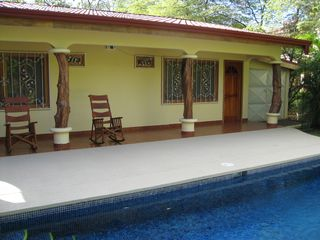 Nosara house photo - Private Guest Cabinas with private baths