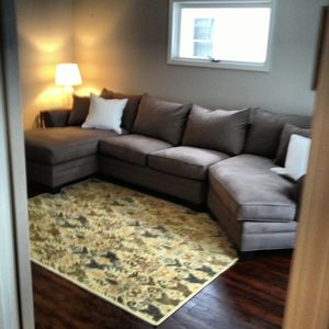 Den/Media Room- 50 inch flat screen TV! Watch a movie, or play video games
