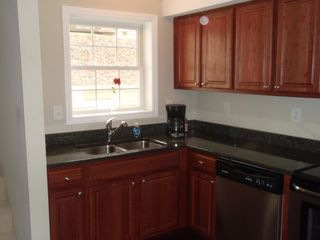 Laconia townhome photo - Kitchen marble tops new appliances