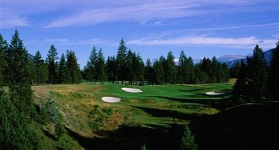 Radium Springs course hole #14 open April/May till mid October