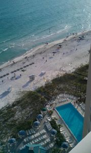 Veiw from balcony