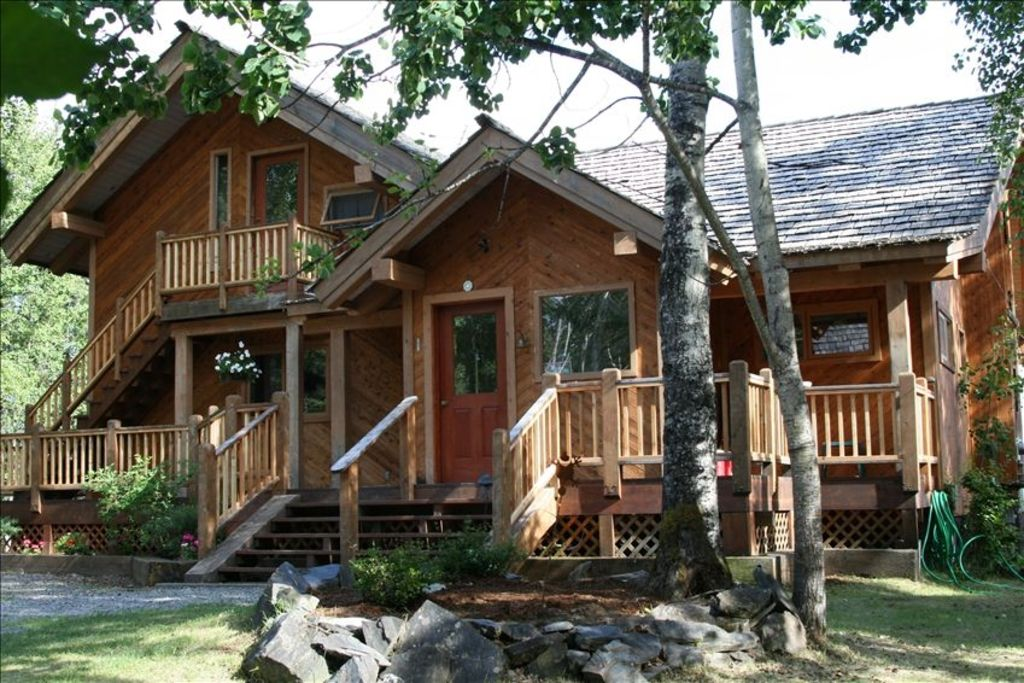 Alaska mountainview chalet near morgan 39 s vrbo for Home builders alaska