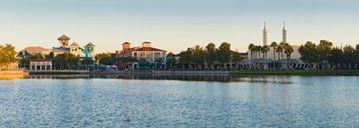 Lakes in Celebration, FLorida