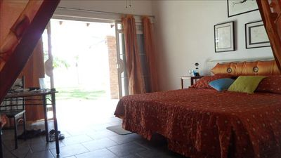 Playa Palmar house rental - Master bedroom