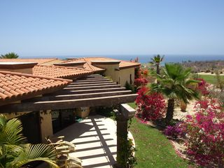 San Jose del Cabo house photo - View from the rooftop palapa-perfect for whale watching