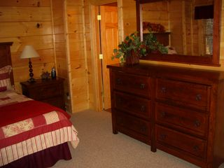 Pigeon Forge cabin photo - Bedroom