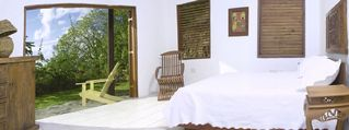 Cap Estate villa photo - Garden bedroom suite