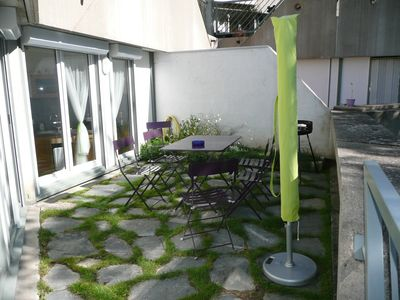 63 m2 apartment (2 bedrooms and 3 terraces) GIVORS