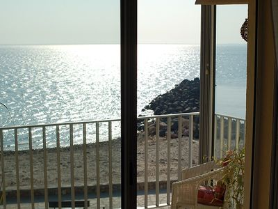 Accommodation near the beach, 58 square meters,