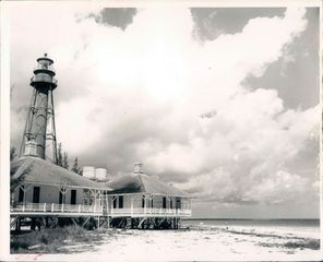 Sanibel Island cottage photo - Sanibel Lighthouse 1940's