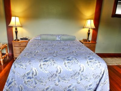 Kalaheo cottage rental - Queen Pillowtop Beds