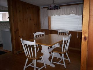Dining Area - Interlochen cottage vacation rental photo