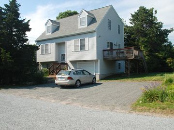 Charlestown house rental - Lot's of Parking