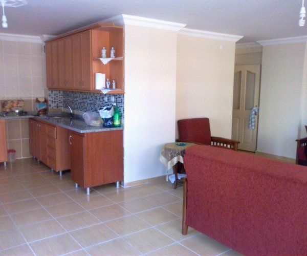 Easily accessible Apartment with Sea and Mountain View in Mersin
