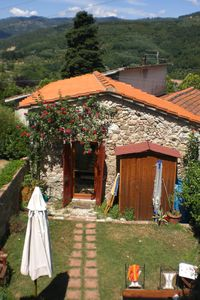 Romantic small house in medieval village by Montecatini