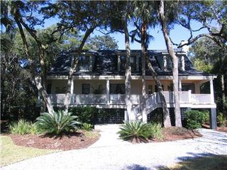 Kiawah Island house photo - Front View