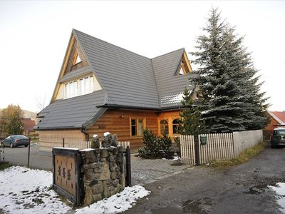 Country Home in Heart of Tatra Mountains, Room Rentals Avail.