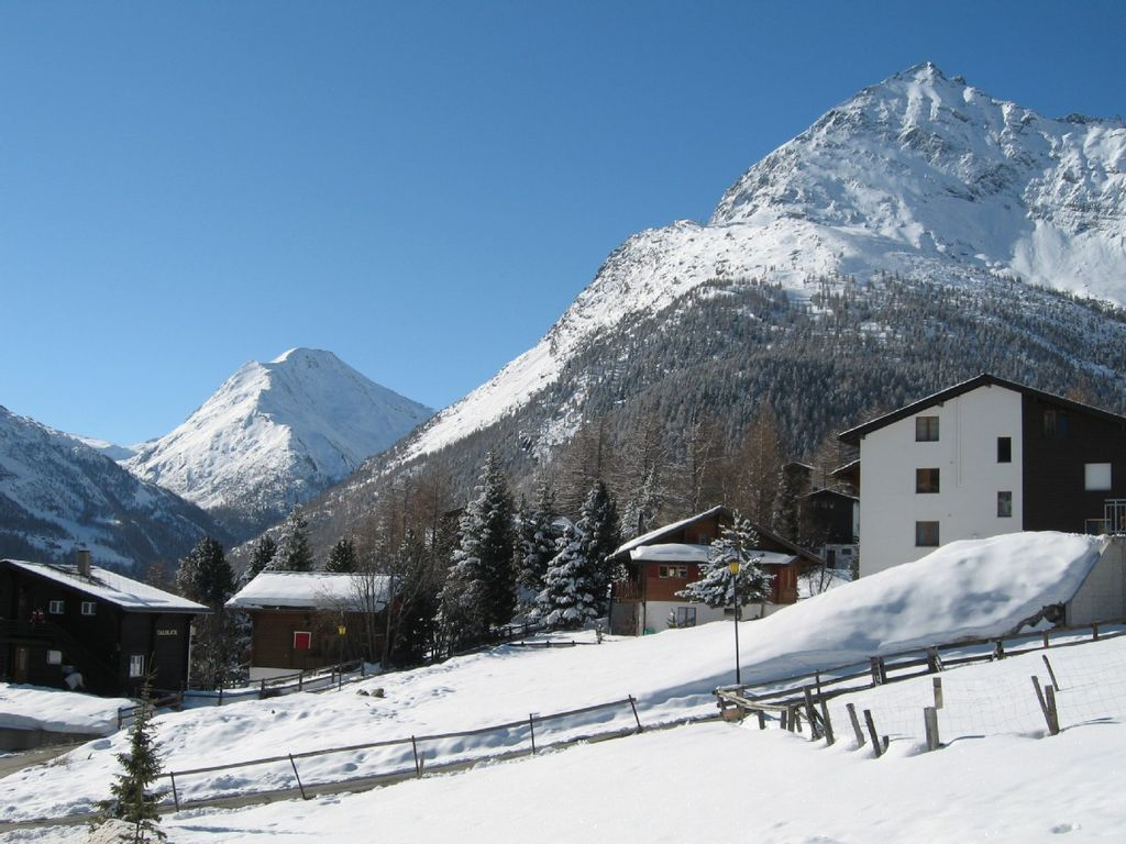Holiday house, 135 square meters , Saas-fee