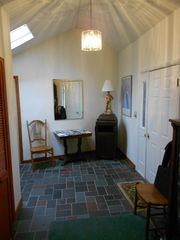 Windham house photo - Entrance Foyer (mud room) with large coat closet.
