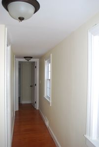 Hallway leading to Master Bedroom
