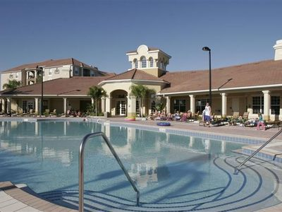 Large Pool & Clubhouse