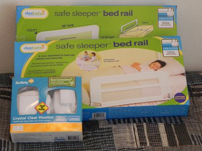 Twin Bedroom Safety Equipment