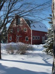 Madison house photo - Our Barn Home in Winter