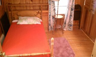 Lake Placid house photo - bedroom 4, sleeps one